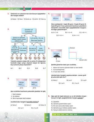 10. SINIF KİMYA SORU BANKASI (5)