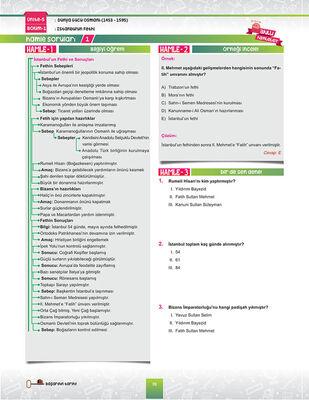 10. SINIF TARİH SORU BANKASI (3)