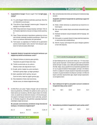 10. SINIF TÜRK DİLİ VE EDEBİYATI SORU BANKASI - Thumbnail