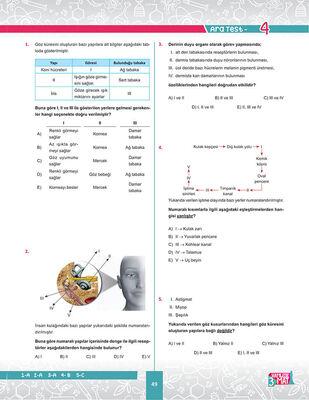 11. SINIF BİYOLOJİ SORU BANKASI (4)
