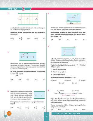 11. SINIF FİZİK SORU BANKASI (3)
