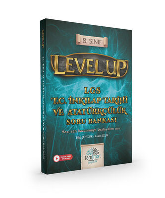 8.SINIF LEVEL UP İNKILAP SORU BANKASI (1)