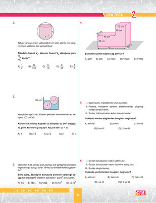9. SINIF FİZİK SORU BANKASI (3)