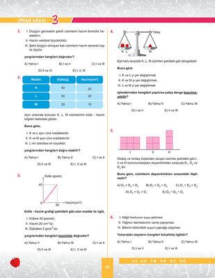 9. SINIF FİZİK SORU BANKASI (4)
