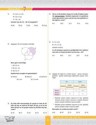 9. SINIF MATEMATİK SORU BANKASI (5)