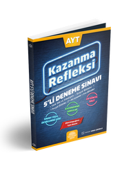 AYT KAZANMA REFLEKSİ 5 Lİ DENEME - Thumbnail