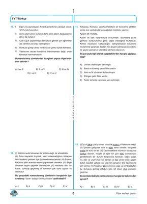 TYT KAZANMA REFLEKSİ 5 Lİ DENEME (4)
