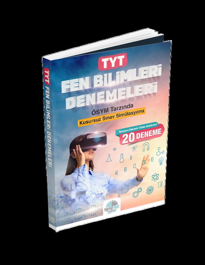 TYT FEN BİLİMLERİ DENEMELERİ 20 Lİ