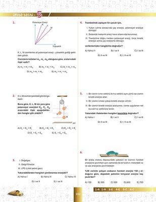 TYT FİZİK SORU BANKASI (4)