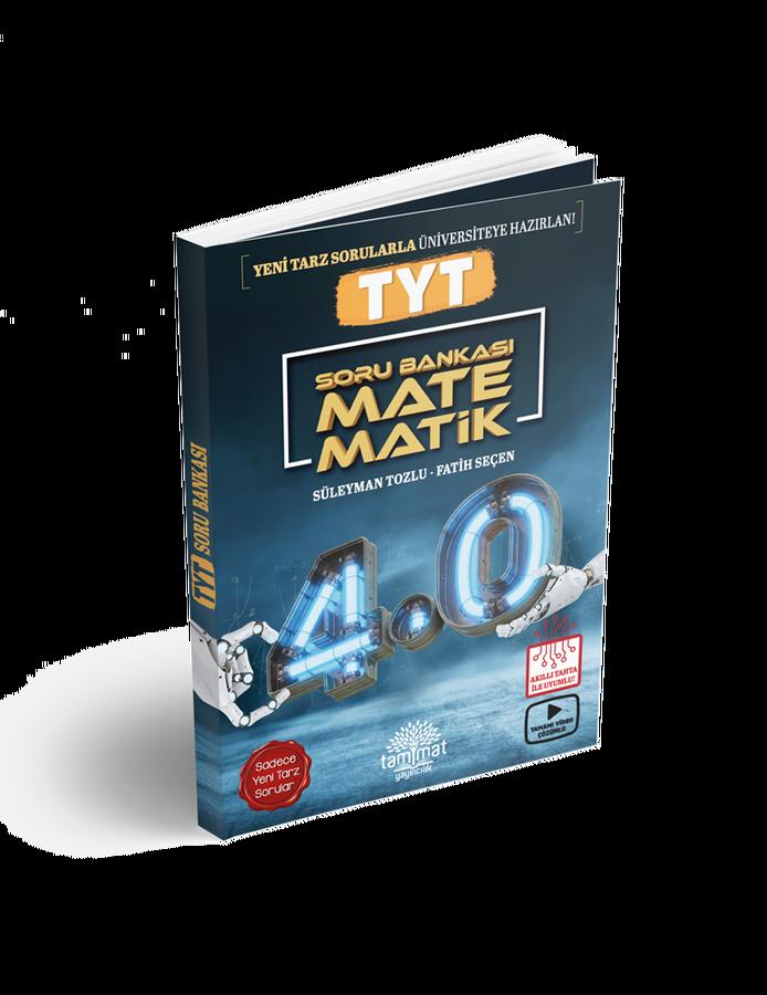 TYT MAT-GEO 4.0 SORU BANKASI