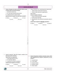 TYT SOSYAL BİLİMLER DENEMELERİ 20 Lİ - Thumbnail